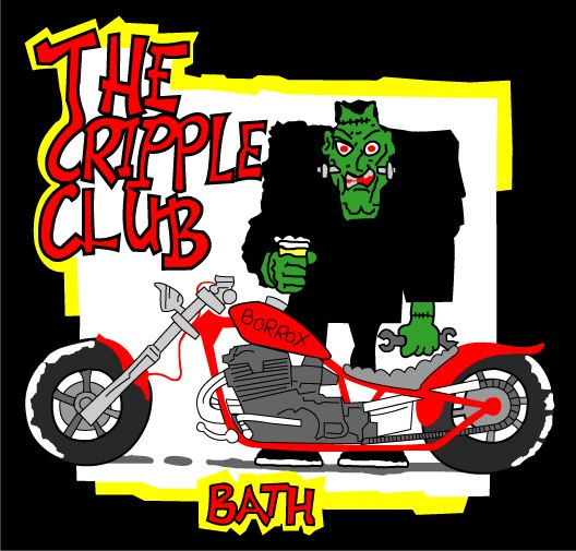 The Cripple Club Bath