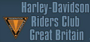 Harley Davidson Riders of GB